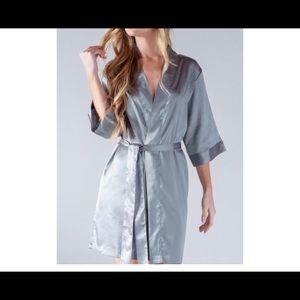Satin Robes for bridal party